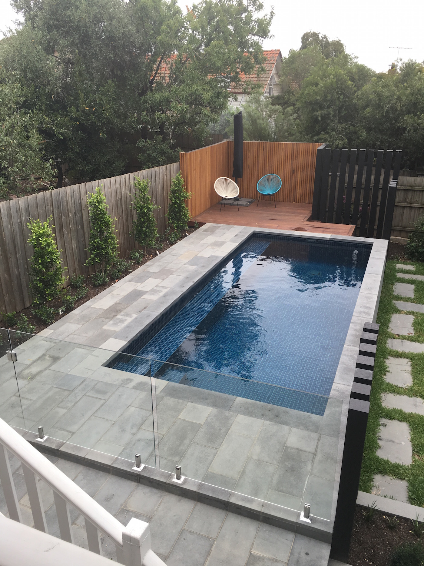 Frameless Pool Fencing - Perfect Pool Fencing