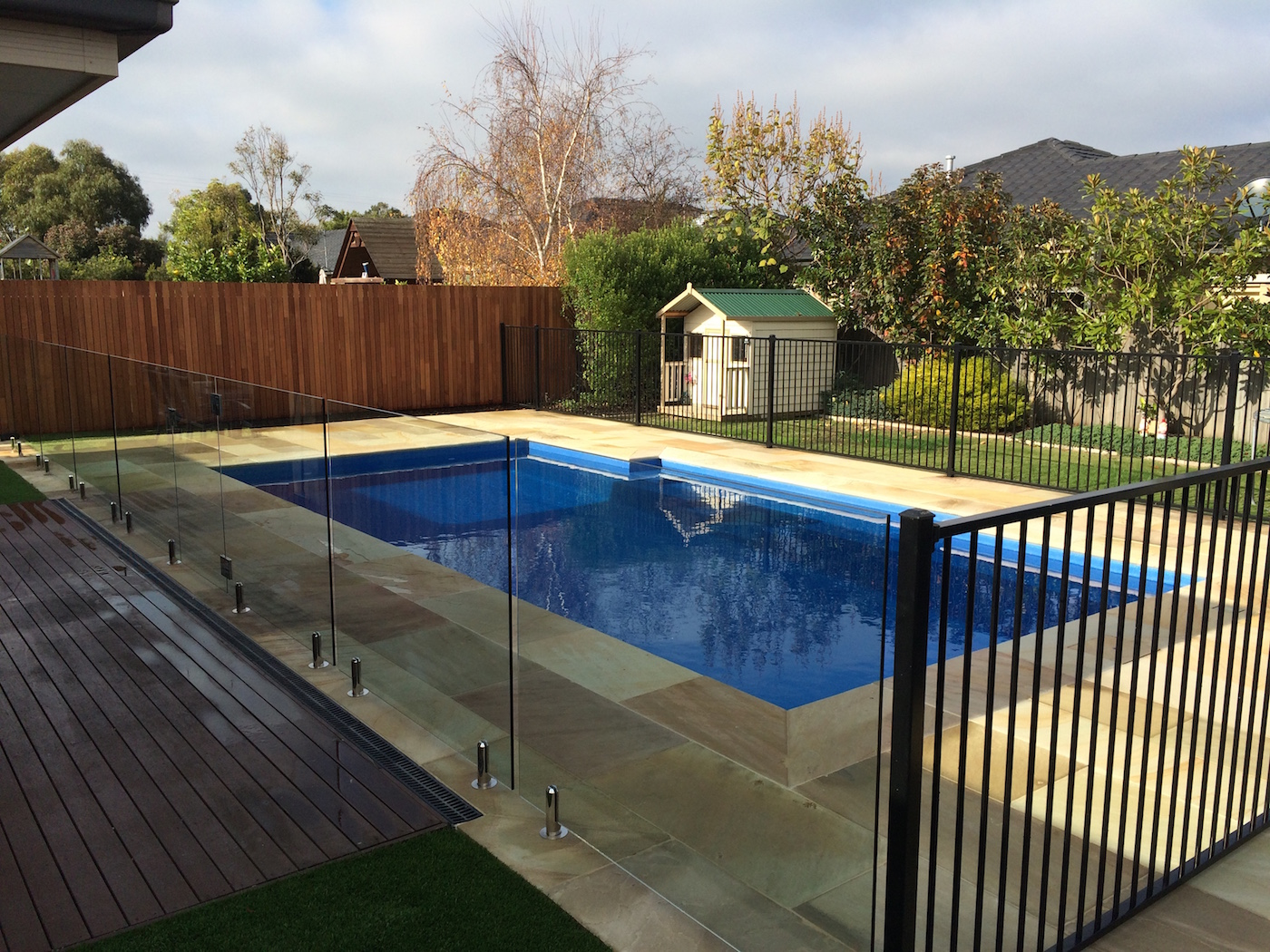 Frameless Pool Fencing Perfect Pool Fencing Glass Pool