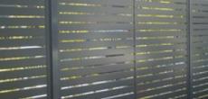 Aluminium Slat Screen Fencing