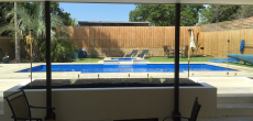 Frameless Pool Fencing